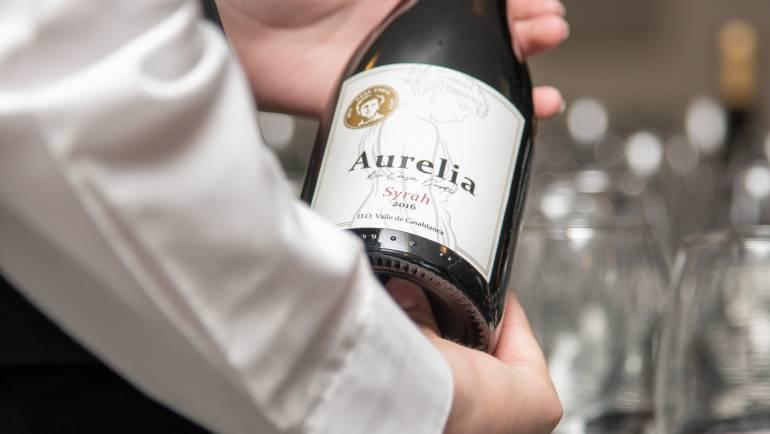 Lanzamiento Aurelia Syrah 2016 y Edición Especial Pinot Noir 2017